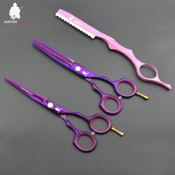 5.5 inch Purple Titanium...